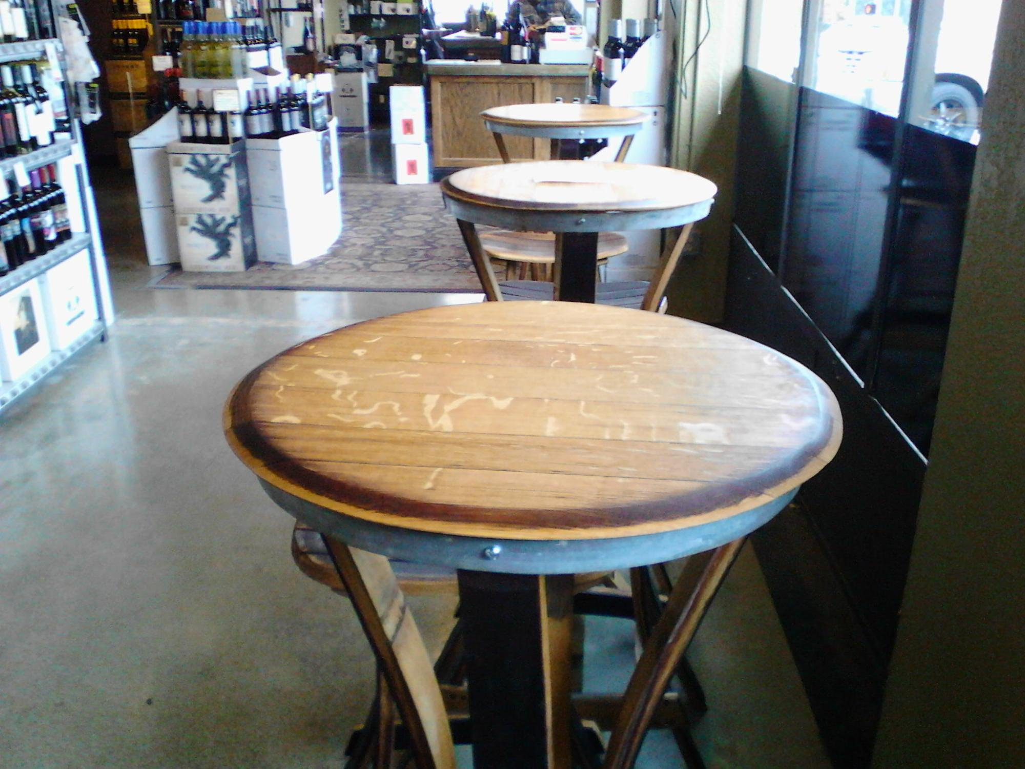 Wood tables furniture designer custom tables for Furniture in bellingham wa